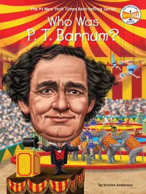 cover image of Who Was P. T. Barnum?